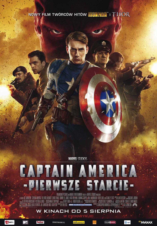 Captain America: Pierwsze starcie