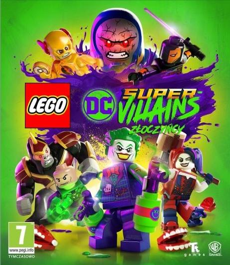 LEGO DC Super-Villains: Złoczyńcy