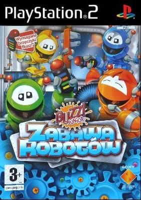 Buzz! Junior: Zabawa robotów