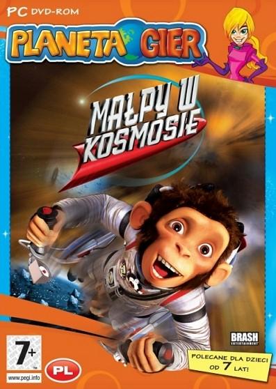 Małpy w kosmosie (gra komputerowa)