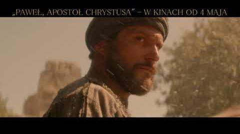 Paweł, apostoł Chrystusa (spot nr 2)