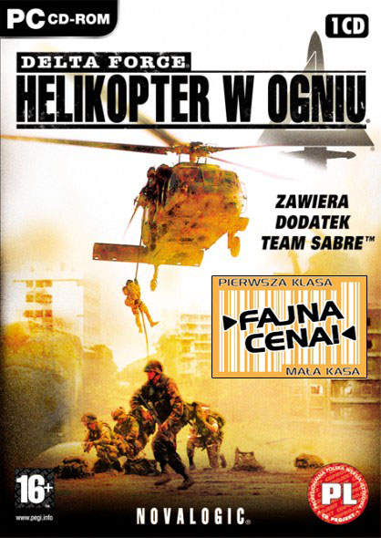 Delta Force: Helikopter w ogniu (reedycje)