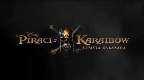 Piraci z Karaibów. Zemsta Salazara (spot TV)