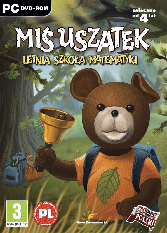 Miś Uszatek: Letnia szkoła matematyki