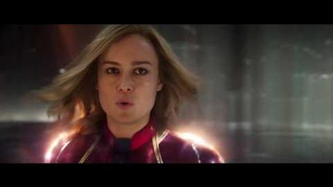 Kapitan Marvel – zwiastun nr 2