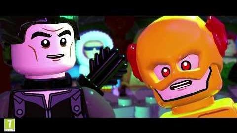 """LEGO DC Super-Villains – Złoczyńcy (zwiastun """"Odmieńcy"""")"""