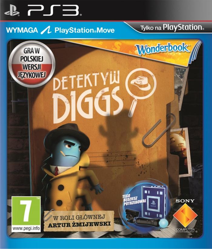 Wonderbook: Detektyw Diggs
