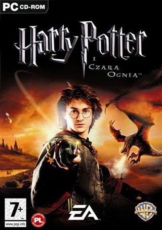 Harry Potter i Czara Ognia (gra komputerowa)