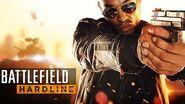 Battlefield Hardline (wideo premierowe)