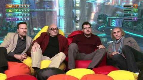 Ratchet & Clank – 4 za jednego (kulisy dubbingu)