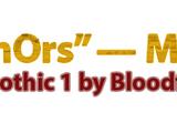 Gothic: MorOrs
