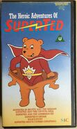The Heroic Adventures of SuperTed (UK VHS 1988)