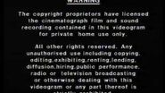 Original VHS Opening The New Magic Roundabout (UK Retail Tape)