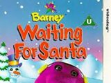 Barney Waiting for Santa