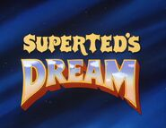 SuperTed's Dream (1984) Title Card