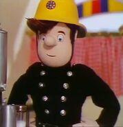 Fireman Sam in NSPCC Children's T.V. Favourites