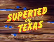 SuperTed in Texas (1984) Title Card (2)