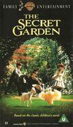 The Secret Garden (UK VHS 1994)