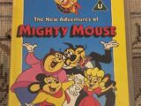 The New Adventures of Mighty Mouse - 9 Great Episodes