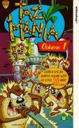 Taz-Mania - Volume 1 (UK VHS 1995)