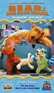 Bear in the Big Blue House- Sleepytime with Bear VHS (UK)