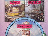 TUGS - High Tide, Warrior and Bigg Freeze