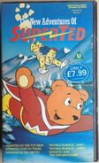 The New Adventures of SuperTed (UK VHS 1988)