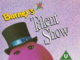 Barney's Talent Show