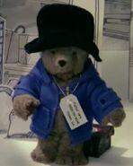 Paddington Bear in NSPCC Children's T.V. Favourites