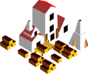 Sawmill level 6