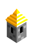 Guard tower Luxidoor