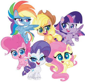 MLP Pony Life main cast group picture 1.png