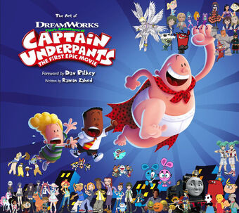 Tino S Adventures Of Captain Underpants The First Epic Movie Pooh S Adventures Wiki Fandom