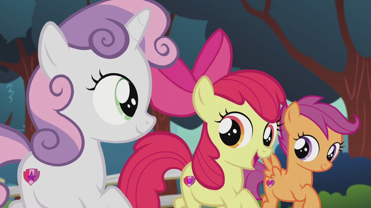 The Cutie Mark Crusaders Apple Bloom Sweetie Belle And Scootaloo Pooh S Adventures Wiki Fandom This clipart image is transparent backgroud and png format. the cutie mark crusaders apple bloom