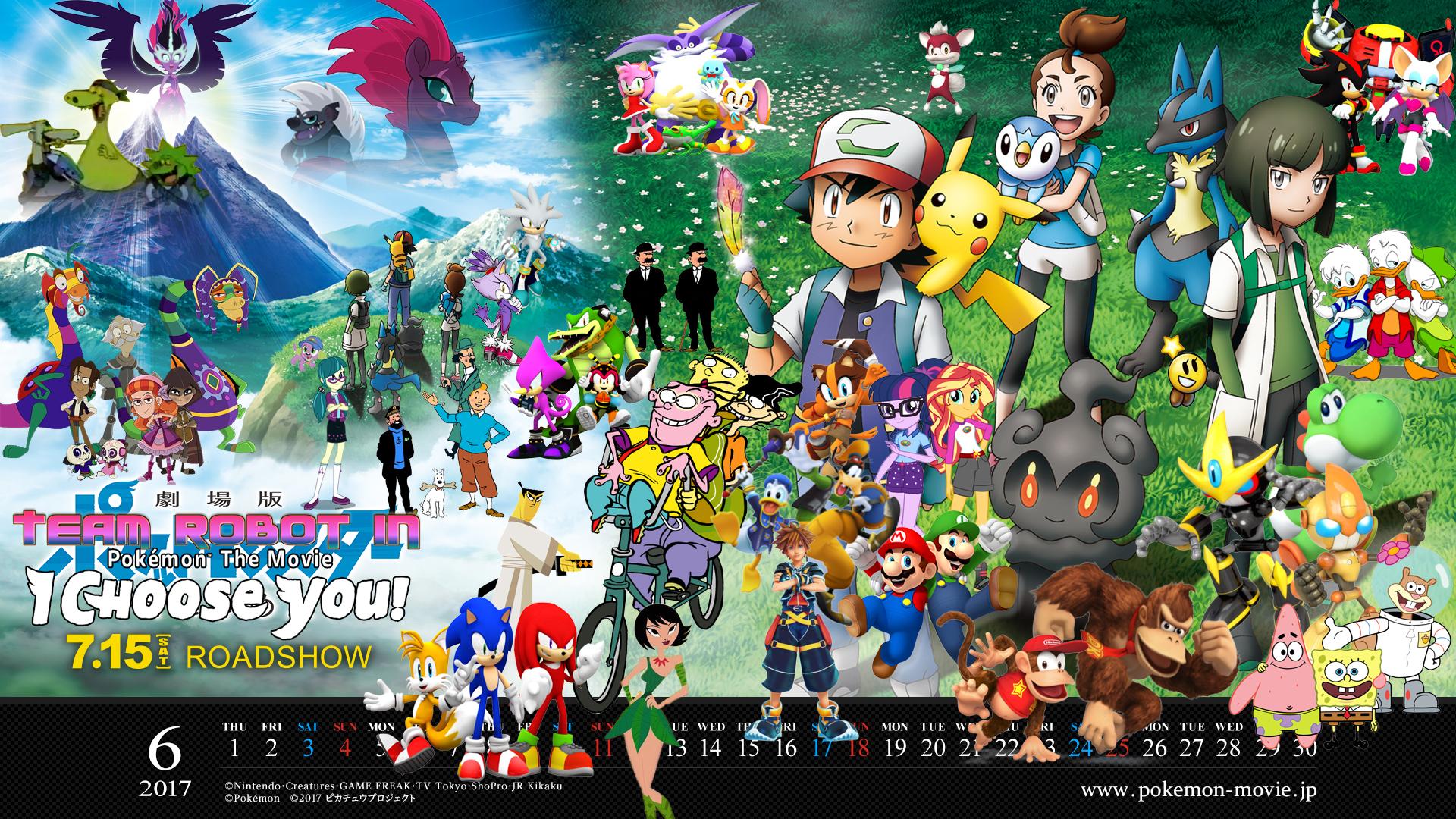 Team Robot In Pokemon Movie I Choose You Pooh S Adventures Wiki Fandom