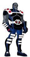 Darkseid (after merging with Brainiac's technology; DCAU)