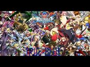 Blazblue CENTRAL FICTION Console opening full-2
