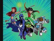 Teen Titans Theme Song (full) By- Puffy Ami Yumi