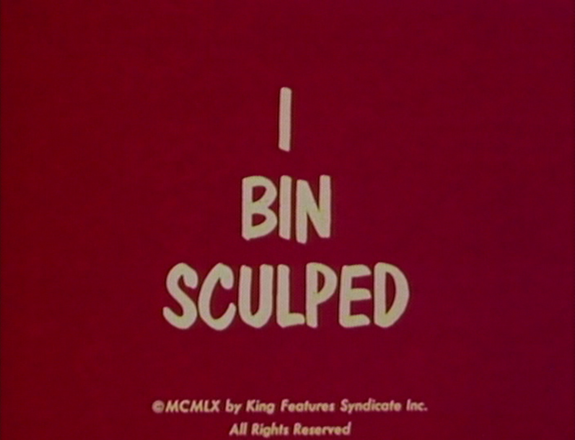 I Bin Sculped