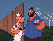 Popeye - It Only Hurts When They Laughs - 08