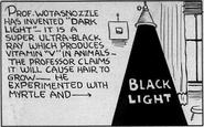 Dark Light and Vitamin V