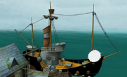 Spinacher in Popeye's Voyage