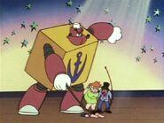 Popeye Robot from Jetter Mars