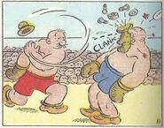 Wimpy vs Rough House