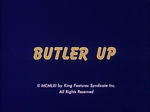 Butler Up