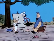 Popeye is Too Ugly