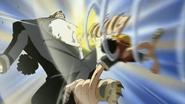 One Piece Twisker Punch