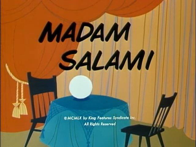 Madam Salami