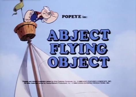 Abject Flying Object