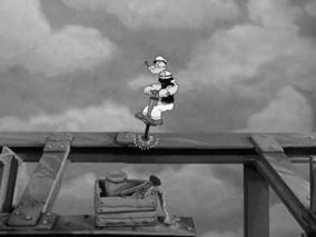 Popeye Jackhammers a Bridge.png